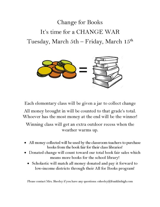 Change War image